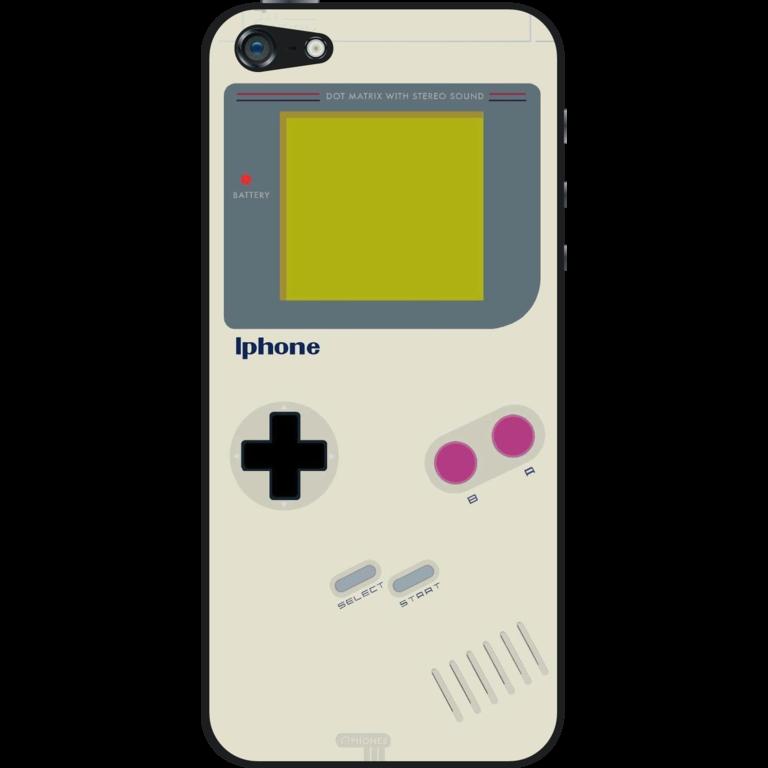 Gameboy skin