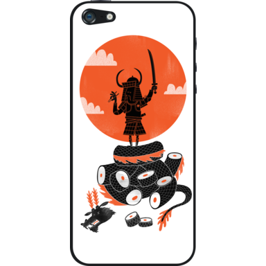 skin sushi samurai
