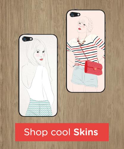 shop cool skins