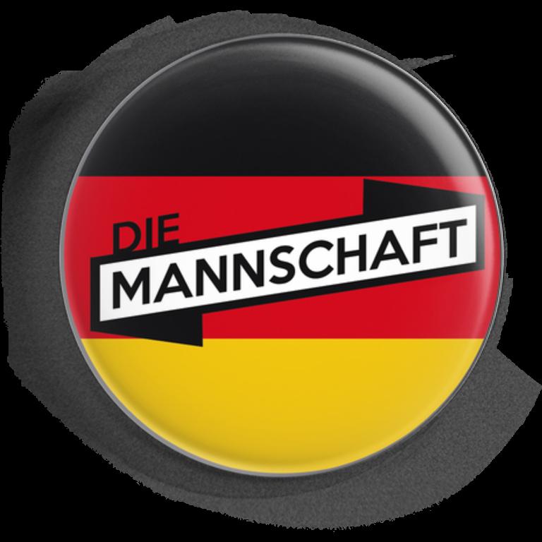 Personalisierte Buttons von World Cup Brazil 2014