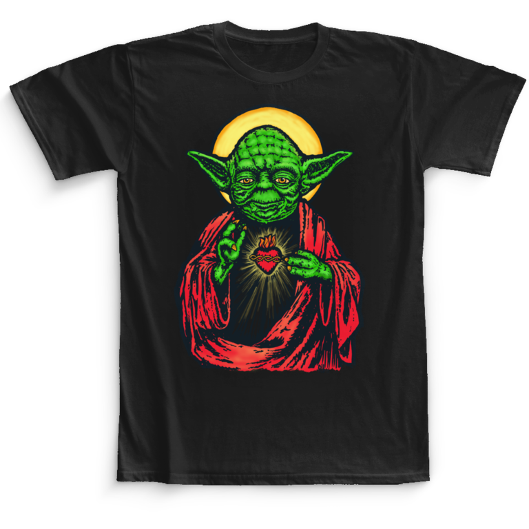 Holy Jedi Master