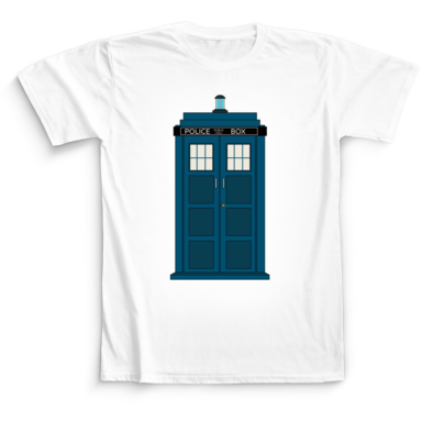 Dr Who Camaloon TV T-shirts