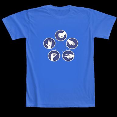The big band theory - T-shirts de films et série