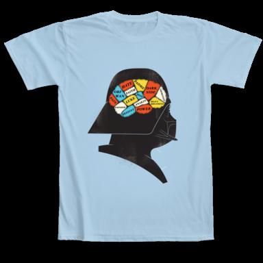 T-shirt Dark Vador Camaloon