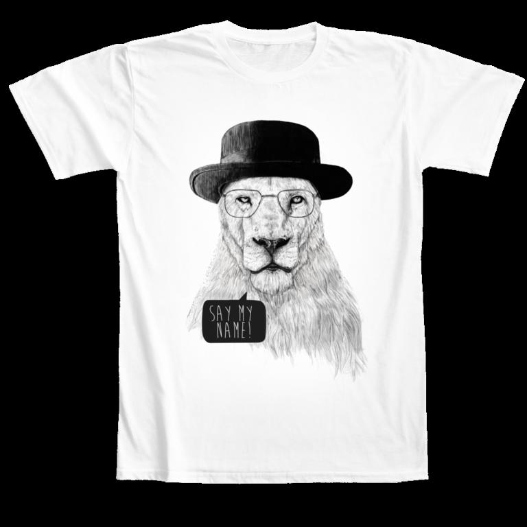 Say my name T-shirts Camaloon