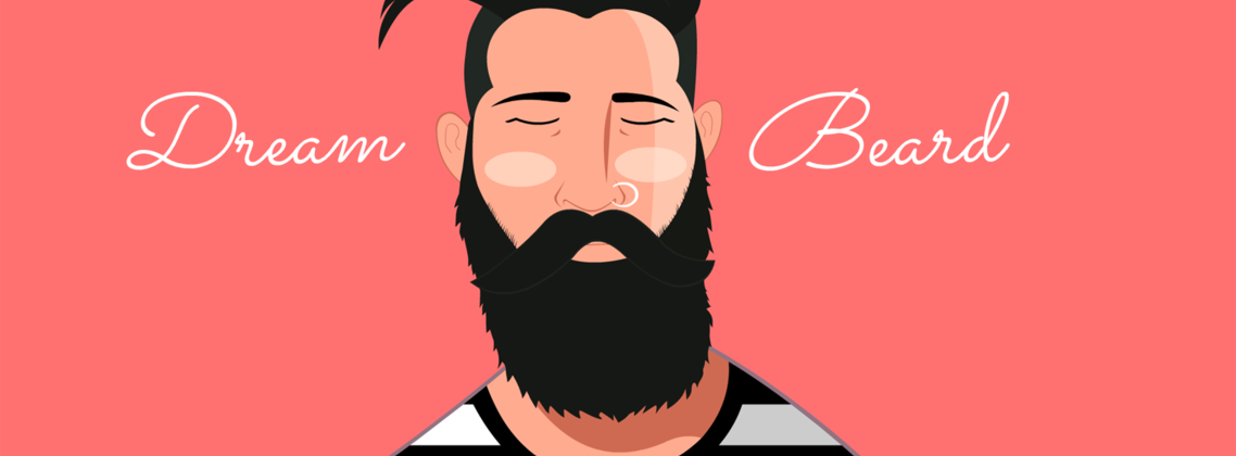 Dream beard Pablo Sikosia