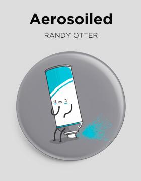 Badges Aerosoiled Camaloon