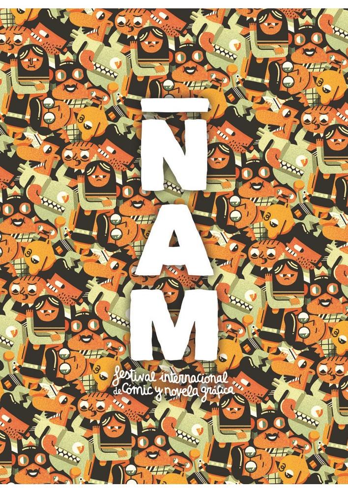 Juan Diaw-Faes´s ÑAM design