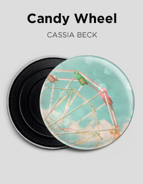 Candy Wheel - Cassia Beck - Camaloon imant