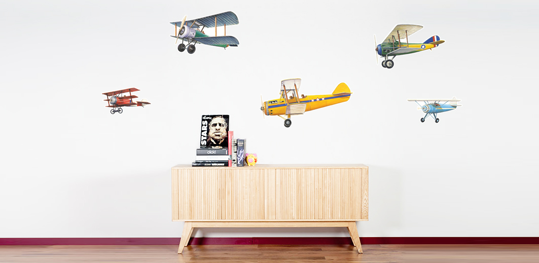 Airplanes from Sebstian Bieberle´s Camaloon Gallery