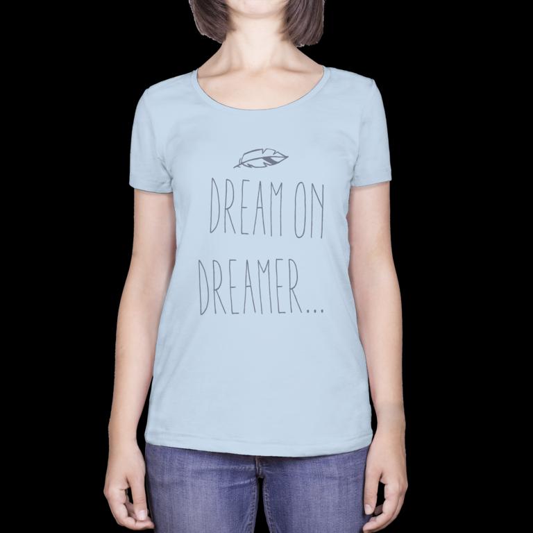 Dreamer organic t-shirt